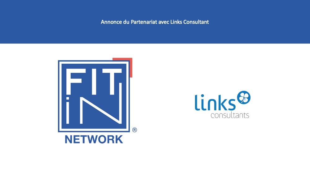 Annonce du partenariat avec Links Consultants