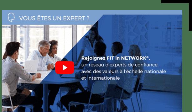 Vous êtes un expert ? Rejoignez FIT in NETWORK, un réseau d'experts de confiance.