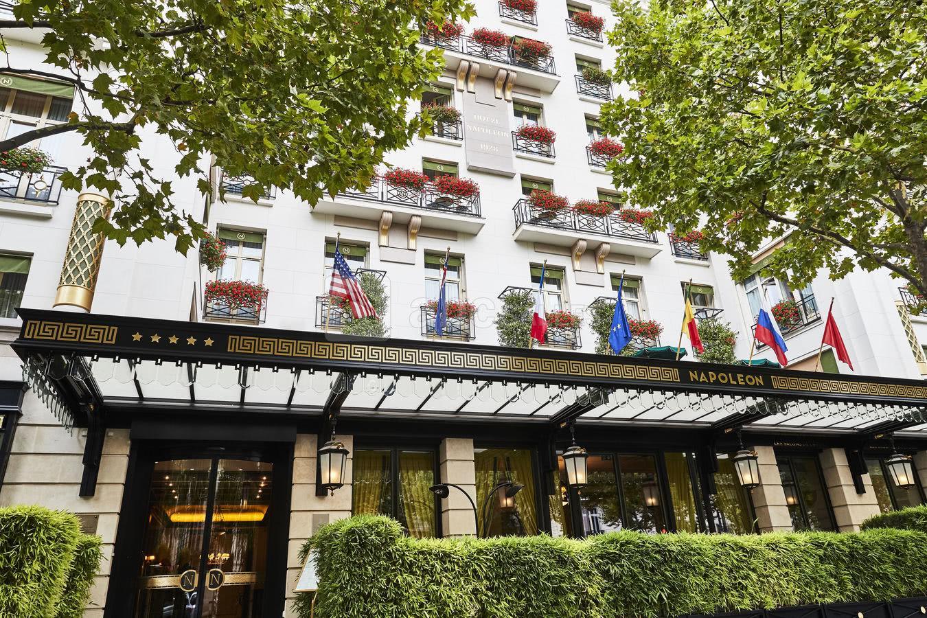 Paris-Hôtel-Napoléon