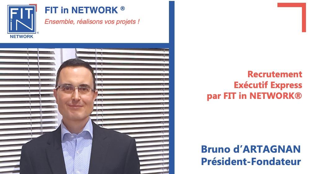 FIT in NETWORK® - Recrutement Exécutif Express